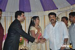 Actress Navya Nair Marriage Wedding reception Photos (23)