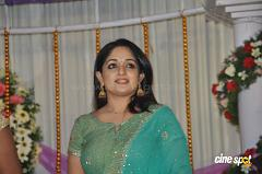 Actress Navya Nair Marriage Wedding reception Photos (36)