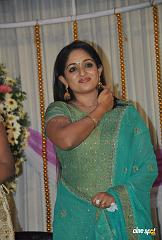 Actress Navya Nair Marriage Wedding reception Photos (39)
