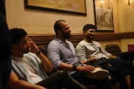 Allu Arjun with Golmaal Team in Mumbai Photos