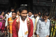 Goutham Nanda Team At Tirumala Photos