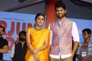 Arjun Reddy Pre Release Event Photos