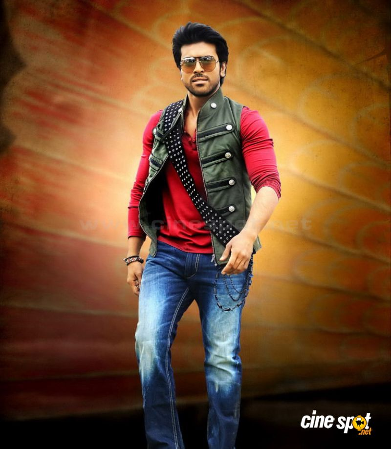 Ram Charan Photos In Nayak 2