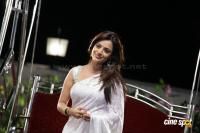 Nisha Agarwal white Saree Stills (7)
