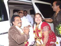 Ganesh and Aarthi Wedding Reception Event Photos,  (16)