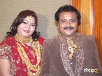 Ganesh and Aarthi Wedding Reception Event Photos,  (2)