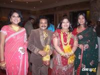 Ganesh and Aarthi Wedding Reception Event Photos,  (9)