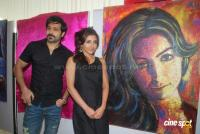 Soha-Emran at Tum Mile 3-d painting launch Event Photos, Stills