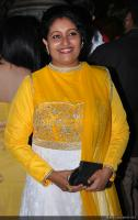 Thesni Khan at Jean Paul Lal Marriage Reception (10)