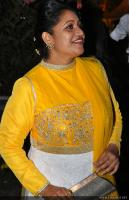 Thesni Khan at Jean Paul Lal Marriage Reception (12)