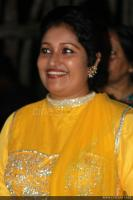Thesni Khan at Jean Paul Lal Marriage Reception (4)