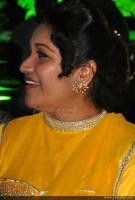 Thesni Khan at Jean Paul Lal Marriage Reception (5)