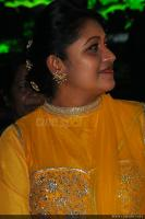 Thesni Khan at Jean Paul Lal Marriage Reception (6)
