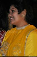 Thesni Khan at Jean Paul Lal Marriage Reception (7)
