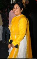 Thesni Khan at Jean Paul Lal Marriage Reception (8)