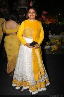 Thesni Khan at Jean Paul Lal Marriage Reception (9)