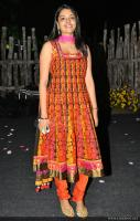 Radhika at Jean Paul Lal Marriage Reception (1)