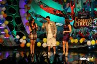 Aftab Amna on the sets of Comedy Circus Event Photos (7)