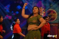 Neethu at Abhinetri Audio Release (2)