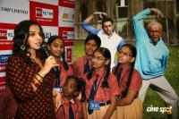 Vidya Balan on Occasion of Children's day at Big Fm station Event Photos