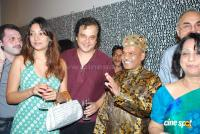 Nawaz Modi at Charcoal Paintings exhibition by Ajay De Event Photos