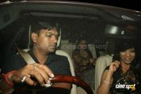 Shilpa Shetty  in car stills