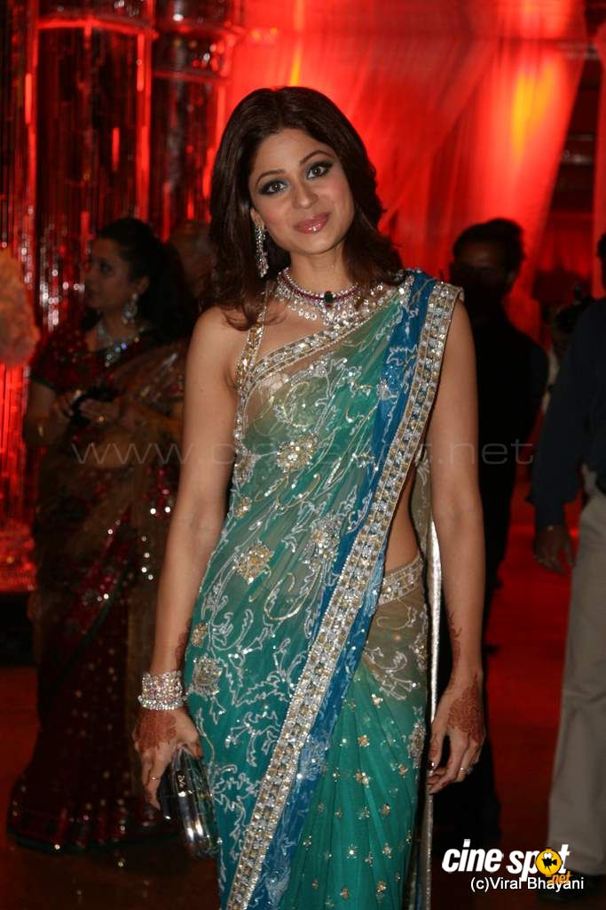 Shilpa Shetty Wedding Reception Photos 346