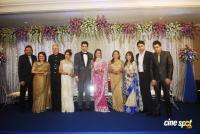 Actress Pooja Kanwal's wedding Reception Event photos
