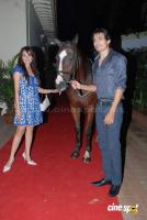Anchal Kumar and Shawar Ali at the opneing bash of new season of RWITC Event Photos