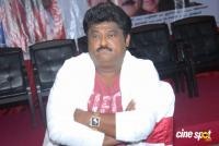 Jaggesh at Melukote Manja Press Meet (1)