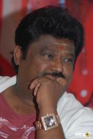 Jaggesh at Melukote Manja Press Meet (11)