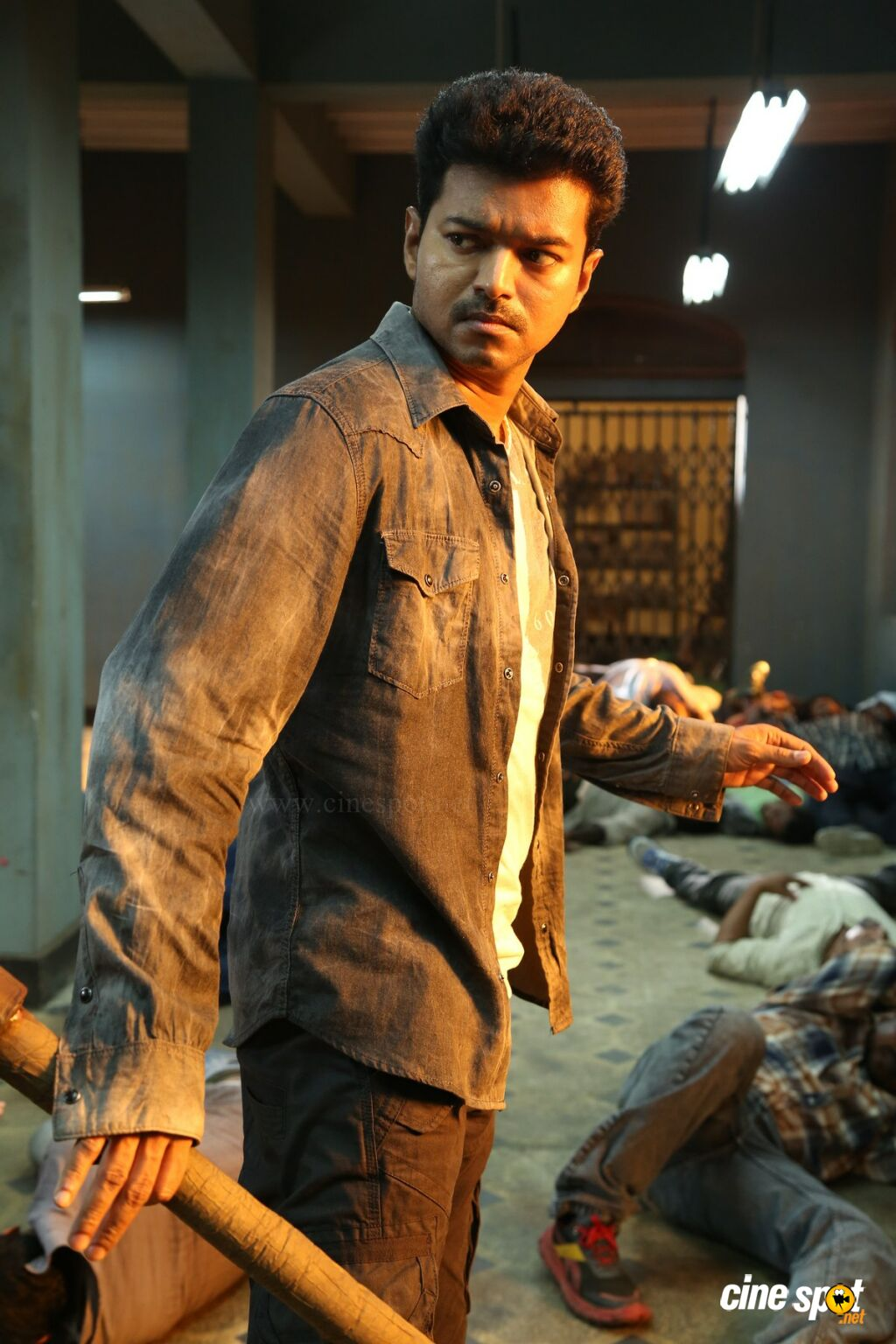 Kaththi movie vijay photos