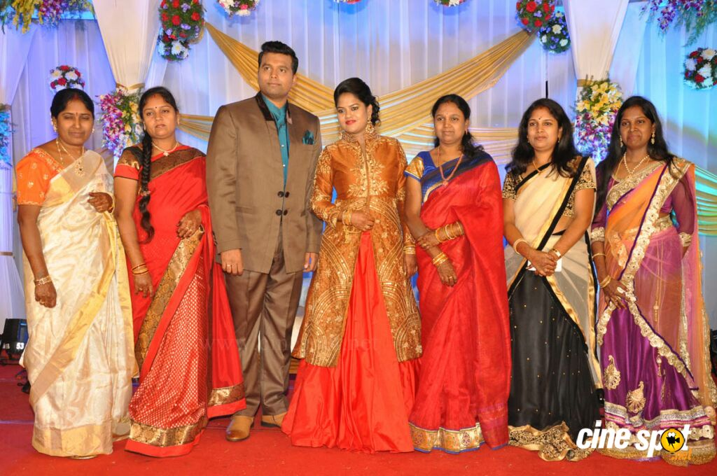 Talasani Srinivas Yadav Daughter Wedding Reception 7