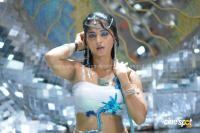 Hot Anushka in Vettaikaran Sexy Photos