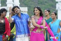 Songs with Vijay Anushka in Vettaikaran Photos