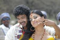 Vijay Actor  Anushka in Vettaikaran  Photos