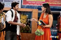 Vijay Anushka in Vettaikaran Movie Stills
