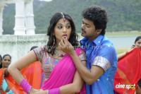 Vijay Anushka in Vettaikaran Sexy Photos
