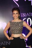 Kriti Kharbanda at Chiranjeevi 60th Birthday Party (9)