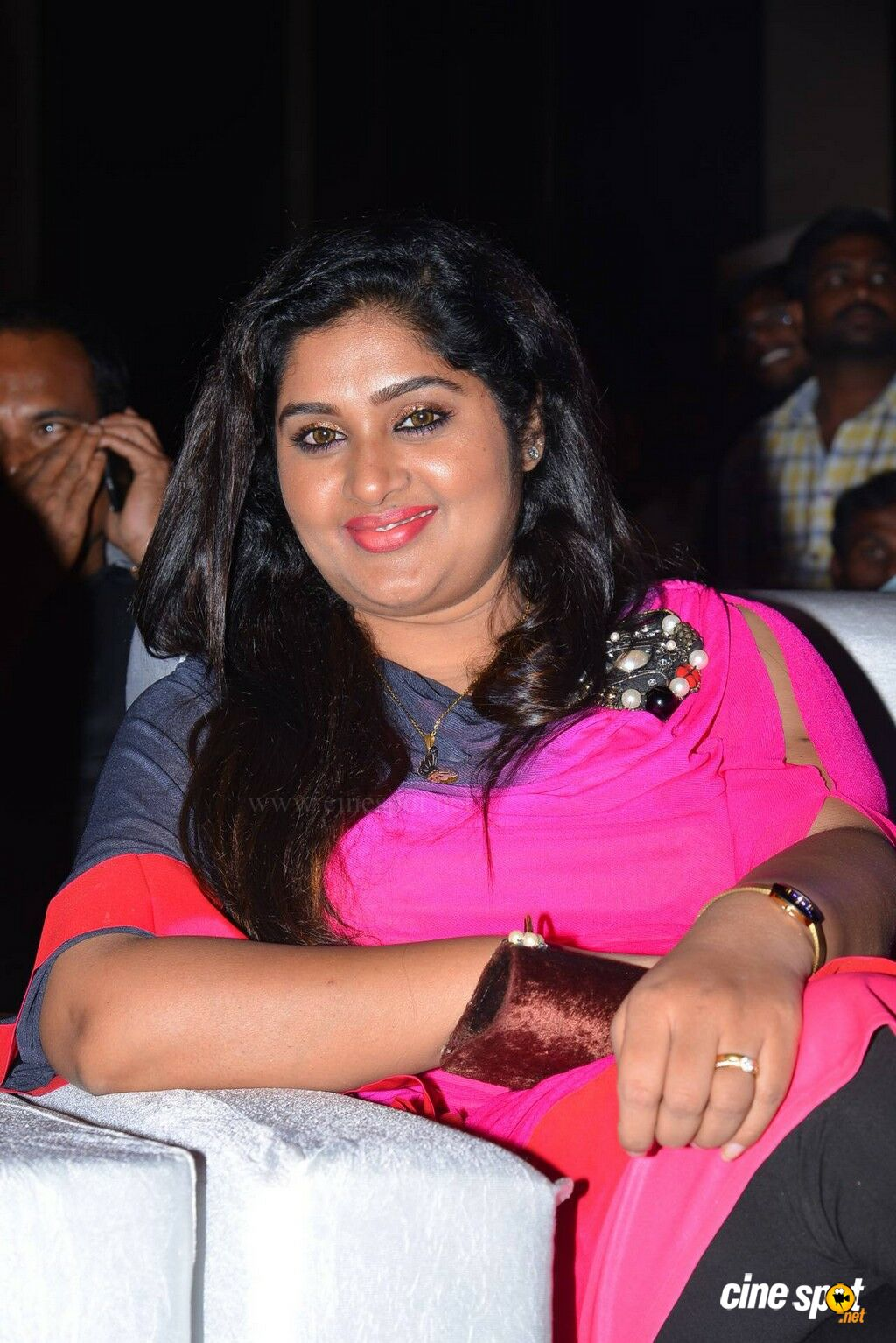 Shailaja Priya at Sher Audio Launch (11)