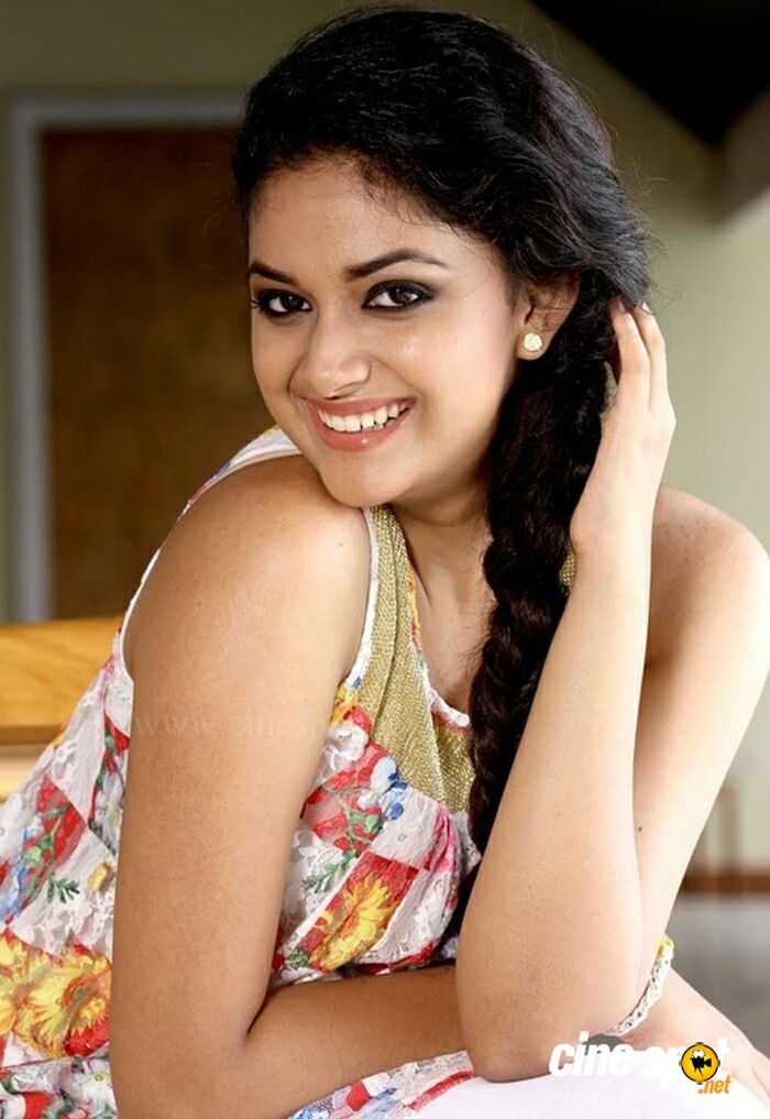 Keerthy Suresh Latest Photoshoot (2)