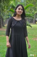 Mia George at Oru Naal Koothu Press Meet (4)