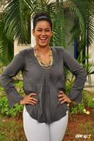 Mumaith Khan at Thikka Motion Poster Launch (2)