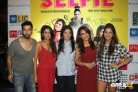 Premiere of English Play Selfie Photos