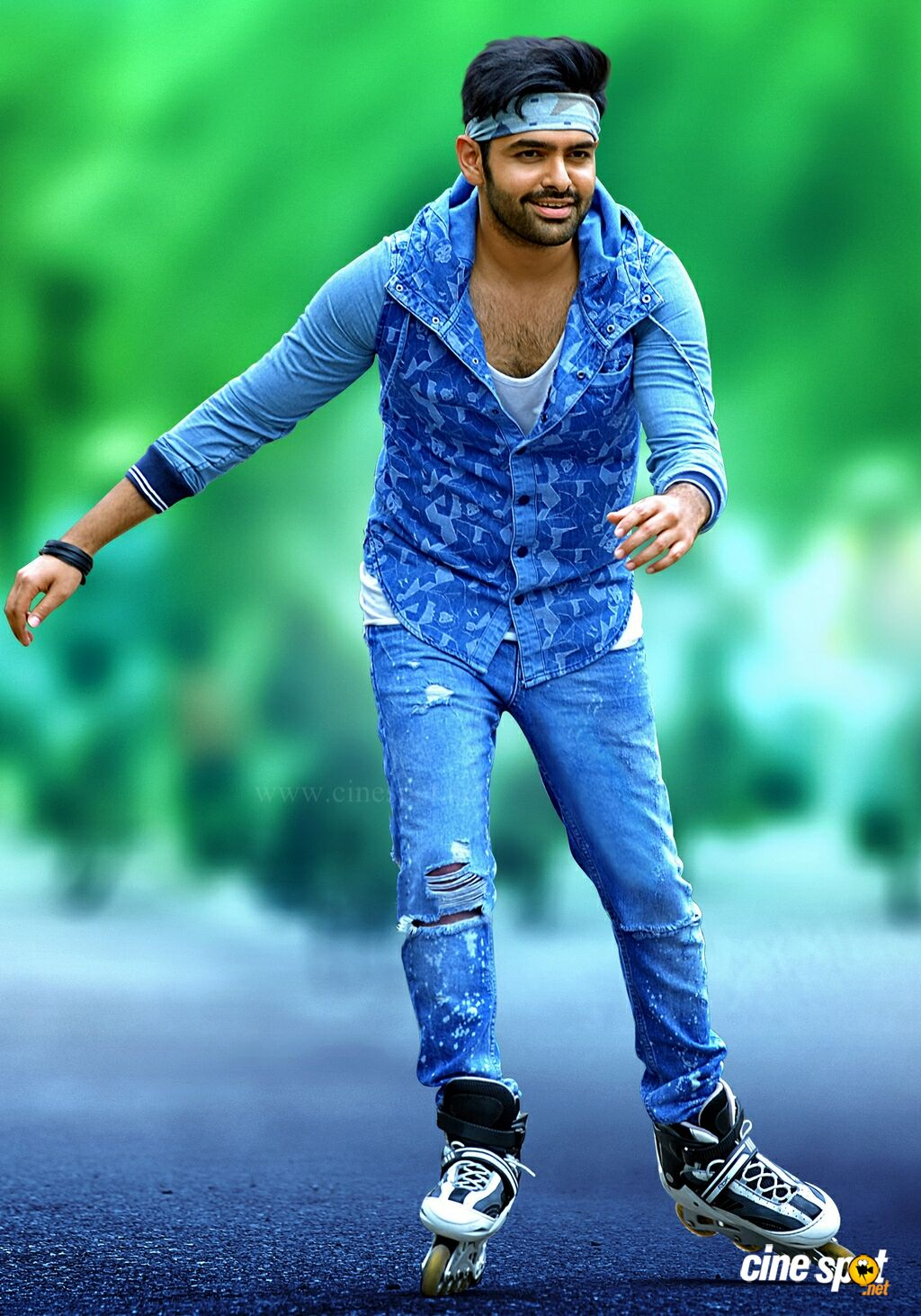 Ram Pothineni In Hyper