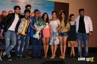 Days of Tafree Film Trailer Launch Photos