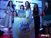 Divya Khosla Kumar Launches Shine Young 2016 Photos