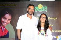 Ajay Devgn Joins Smile Foundation As Goodwill Ambassador Photos