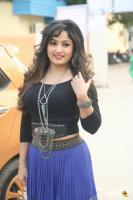 Maadhavi Latha at Indian Entertainment League Logo Launch (13)