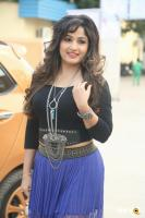 Maadhavi Latha at Indian Entertainment League Logo Launch (15)